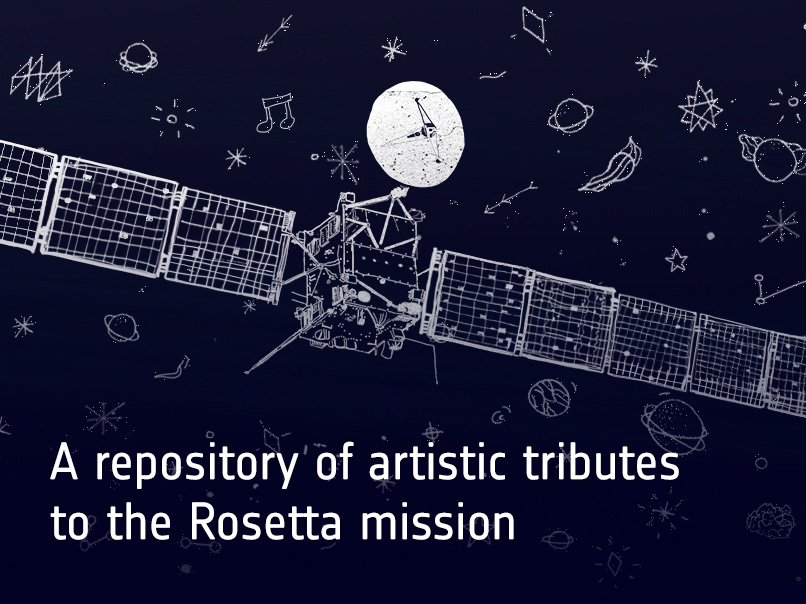 Rosetta | rendezvous with a comet